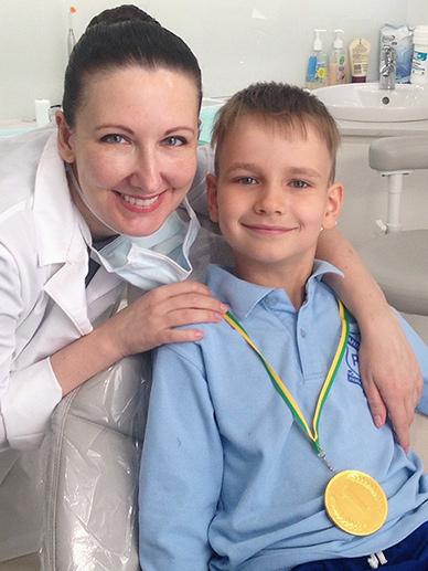 Kids' Dentistry - Dr. Maria Avis